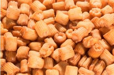 Sushi crackers (met kaas)