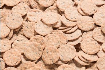 Sesam Peper Cracker