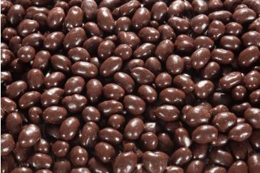 Chocolade pinda's puur