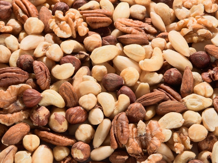 Rauwe noten
